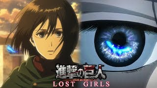 EL TRISTE FINAL DE MIKASA SIN EREN  / SHINGEKI NO KYOJIN OVA 3 [ LOST GIRLS]