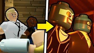 """IDZIEMY NA """"KRĘGLE"""" - LEGO: Iniemamocni"""