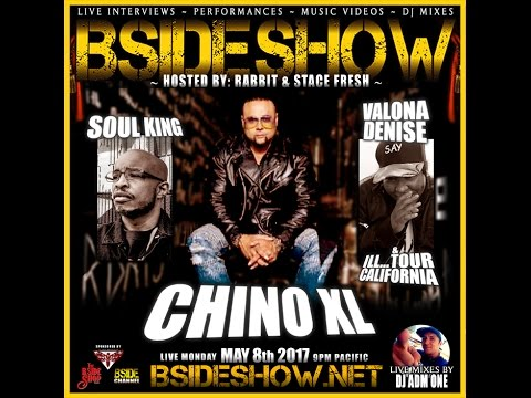 Chino XL Interview - B Side Show