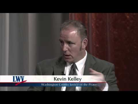 Video Voters Guide Washington County Justice of the Peace: Kevin Kelley