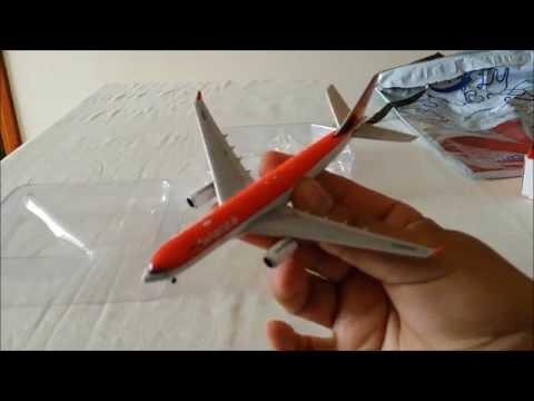 Unboxing Airbus330-200 Avianca (#1)