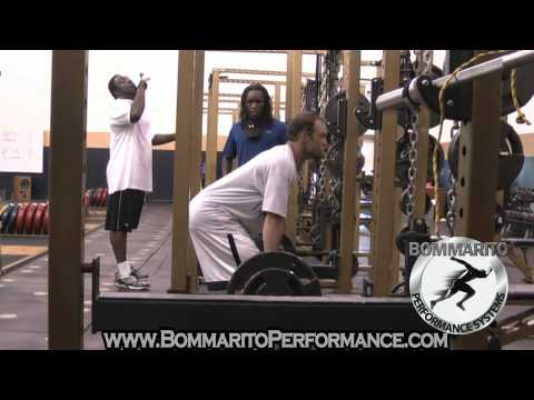 Wes Welker Speed Training New England Patritots Wide Receiver Workout - BommaritoPerformance.com