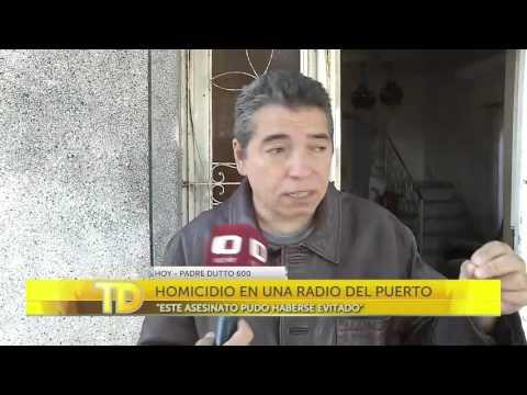 Canal Diez Mar del Plata | Homicidio en una Radio del Puerto