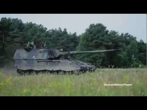 Panzerhaubitze 2000 | 155mm German Howitzer | HD