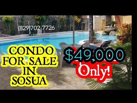 Condo For Sale In Sosua $49,000 || The Dominican Republic || Property For Sale In Sosua