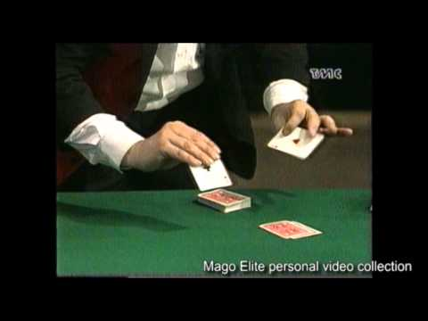 Bernard Bilys, 1993 Italy,Close up - mago Elite video collection