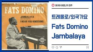 제규어 하모니카 연주(Fats Domino-Jambalaya)