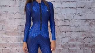 LDC Size Guide - Size Small: Catsuit