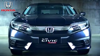 2021 Honda CIVIC - Honda's Best Family SUV !!