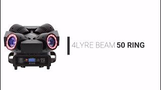 4LYRE BEAM 50 RING - Power Lighting