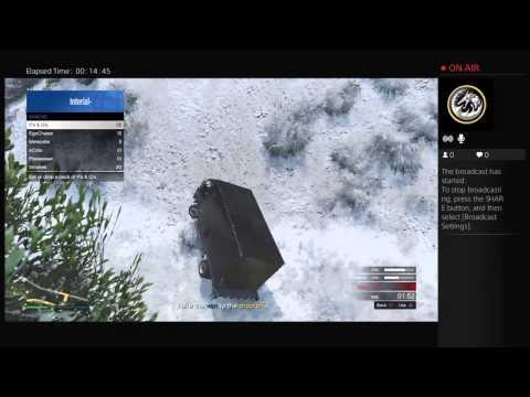 GTA 5 Heist Series A Funding