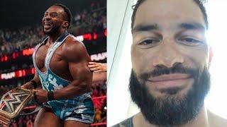 Roman Reigns Reacts To Big E Winning The WWE Championship...WWE Files A Major Brock Lesnar Trademark