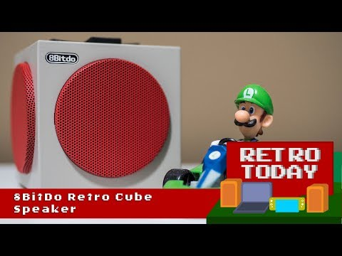8BitDo Retro Cube Speaker - Full Review   Retro Today