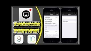 Последнее работающее приложение по захвату экрана на iOS