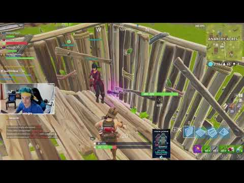 Ninja Plays Fortnite With Drake, Travis Scott, & JuJu   Full Stream