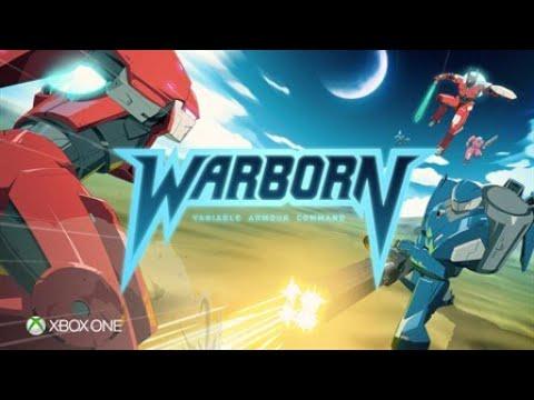 WARBORN - PC Gameplay |