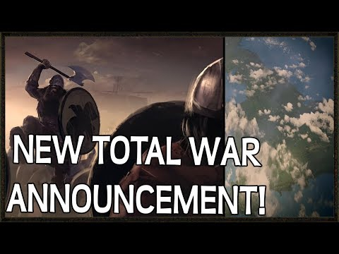 THRONES OF BRITANNIA - NEW HISTORICAL TOTAL WAR SAGA ANNOUNCEMENT |