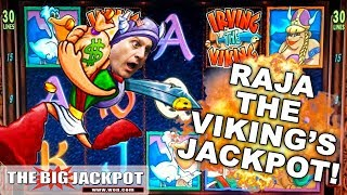 ⚔️FINALLY! ⚔️Irving the Viking Jackpot ➡️ BONUS WIN$ | The Big Jackpot