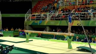 Shang Chunsong (CHN) - Balance Beam - All Around - Rio 2016