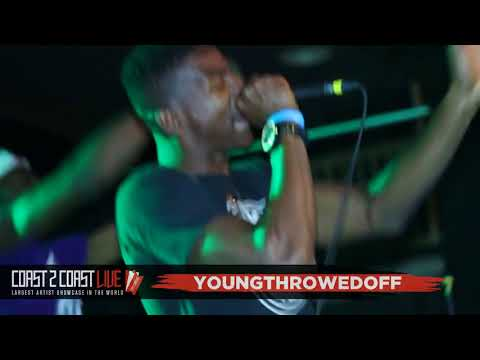 Youngthrowedoff Performs at Coast 2 Coast LIVE | Philly Edition 8/23/17 - 3rd Place