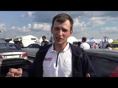 AUDI RS7 показала не плохие результаты на Московской миле/Страшная авария Nissan GTR