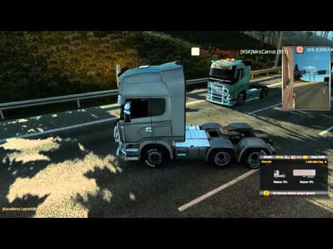 Euro Truck Simulator 2 #1 Takla