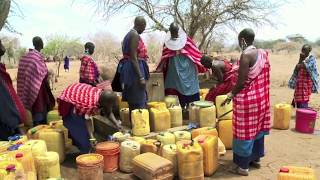 IAAAE installs water pumps in Tanzania