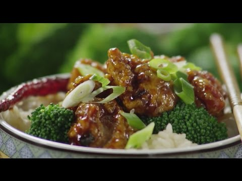 Chinese-Inspired Recipes - How to Make General Tso's Chicken