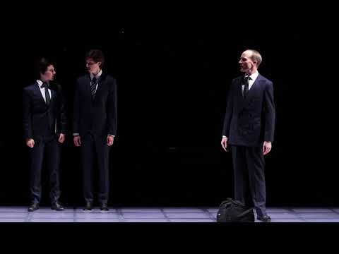 Theater Münster: DIE FREMDEN / DER KAUFMANN VON VENEDIG von William Shakespeare