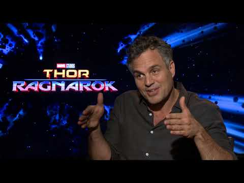 "Thor: Ragnarok || Mark Ruffalo - ""The Hulk"" Generic Interviews 