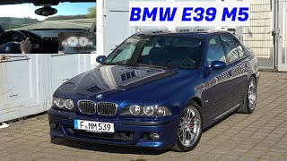 BMW E39 M5 - Autobahn High-Speed Driving & Service