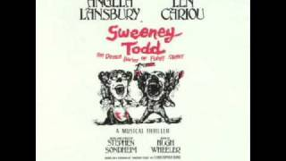 Sweeney Todd - Poor Thing