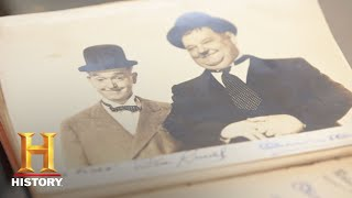 Pawn Stars: Signed Laurel and Hardy Photo (Season 14) | History