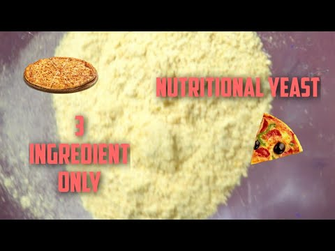 how to make nutritional yeast substitute