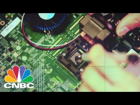 Cypress Semiconductor CEO | Mad Money | CNBC