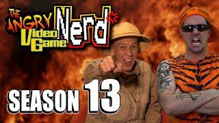 Angry Video Game Nerd - Season 13 (AVGN Full Season Thirteen)
