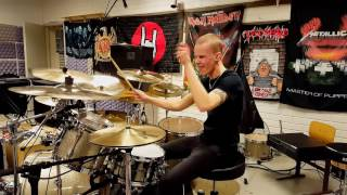 Download Video Sepultura - Orgasmatron *DRUM COVER MP3 3GP MP4