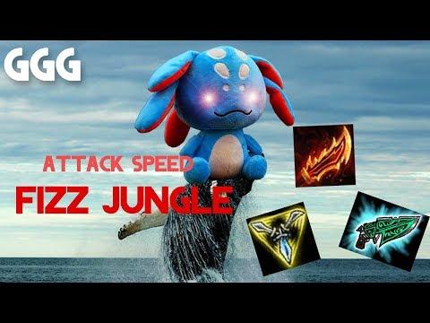 ATTACK SPEED FIZZ IS STILL GOOD - League of Legends thumbnail