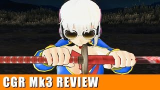 Classic Game Room - SENRAN KAGURA SHINOVI VERSUS review for Vita