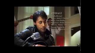 Shafiq Mureed New Song Zindagi 2012&2013 AFGHAN NEW PASHTO SONG