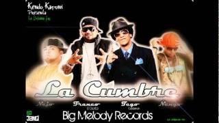 Franco El Gorila Ft. Farruko ft.Varios Artistas - La Cumbre  ► 2011 Estreno Nuevo ®