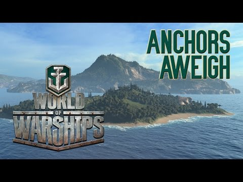 World of Warships - Anchors Aweigh Arpeggio Might