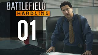Battlefield Hardline - Gameplay Walkthrough Part 1 - Under Fire (PC)