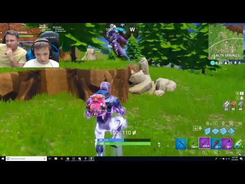 Saturday Fortnite Matches Part 2wAAAAA | We Are The Davises Live Stream Gaming