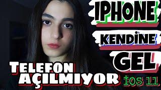 IPHONE KULLANANLAR İZLESİN !! | İOS AÇIĞI