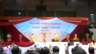 WVRAA 2013 Elementary # 6 - Balangbang 2ND PLACE