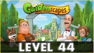 gardenscapes - Level 44