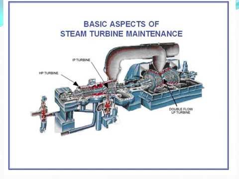 STEAM TURBINE MAINTENANCE  YouTube
