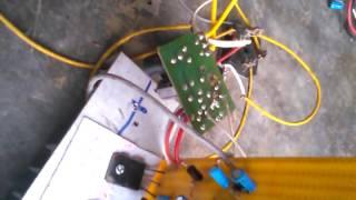 mạch công suất mini về chơi tết cho vui :)