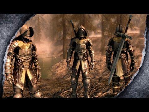 Skyrim Bdo Armor Pack 2